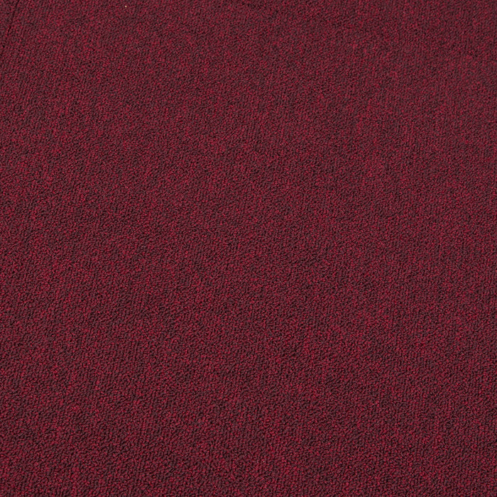 Carpet Tiles Solid Pattern Red 4.18m2
