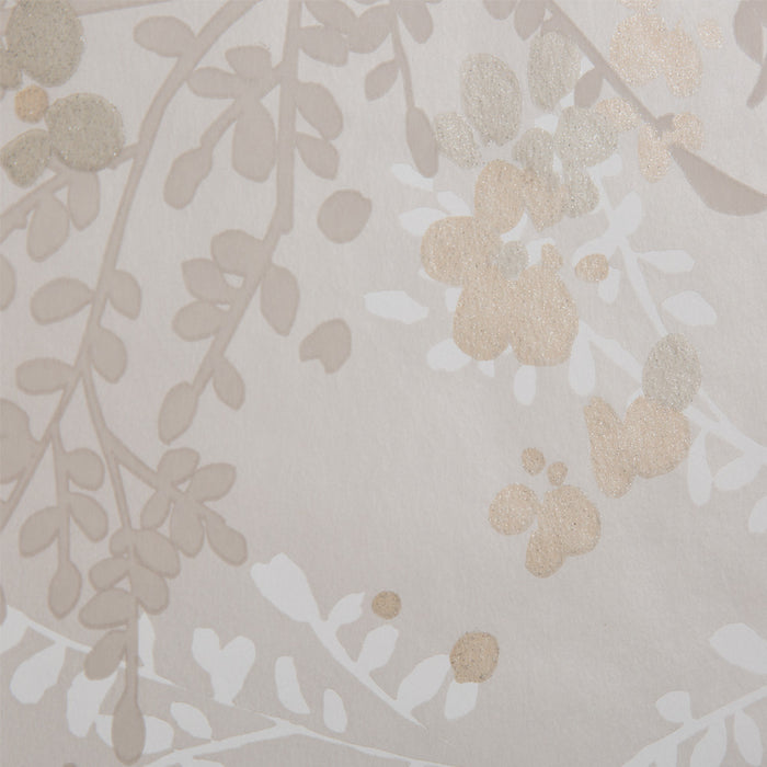 Arthouse Vintage Glitter Mayfield Gold Wallpaper