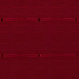 Fabric Roman Shade Blind Patterned Red - 80 x 160cm