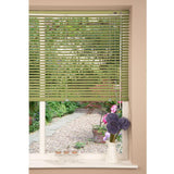 Window Blinds - Aluminium Venetian Apple Green - 80x175cm