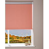 Window Blinds - Blackout Roller Blind - Peach - 122 x 180cm