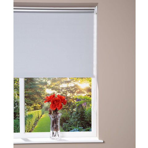 Thermal Roller Blind - Silver - 162cm x 180cm