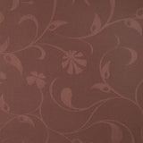 Easy Fix Royal Roller Blind - Chocolate Leaf - 75 x 150cm