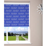 Window Blinds - Roller Blind - Blackout - Blue - 112 x 180cm