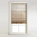 Window Blinds - Aluminium Venetian Bronzed Gold 45cm x 160cm