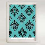 Window Blinds - Sunflex Internal Blind Teal 60 x 170cm