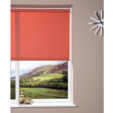Window Blinds - Roller Blind - Peach - 82 x 180cm