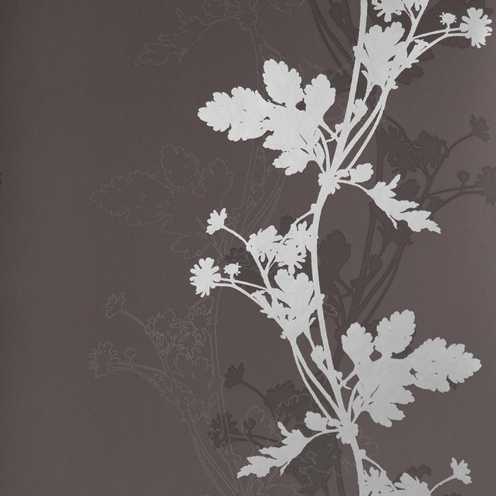 SAMPLE - Blendworth Paper Trail Wallpaper Roll Lexington Pattern BL-0902 Grey