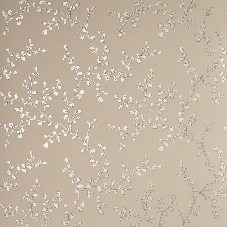 Blendworth Wallpaper Paper Trail Linden Beige