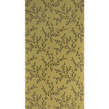 SAMPLE - Blendworth Paper Trail Wallpaper Roll Linden Patterned BL-0903 Yellow