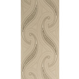 SAMPLE - Blendworth Anthology Wallpaper Roll - YoYo Patterned BL-1001 - Cream