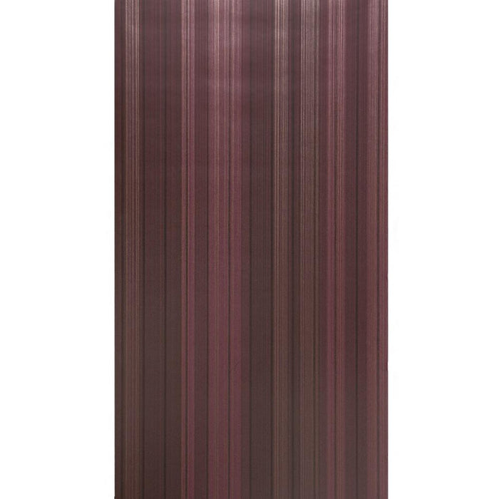 Blendworth Anthology  Barcode Paper  Red & Bronze Wallpaper