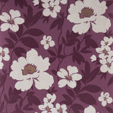 SAMPLE - Blendworth Paper Trail Wallpaper Roll Bayswater Floral BL-1901 Purple