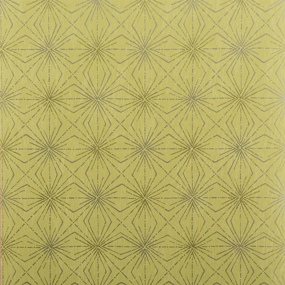 Wallpaper | Designer Blendworth Paper Trail Wallpaper