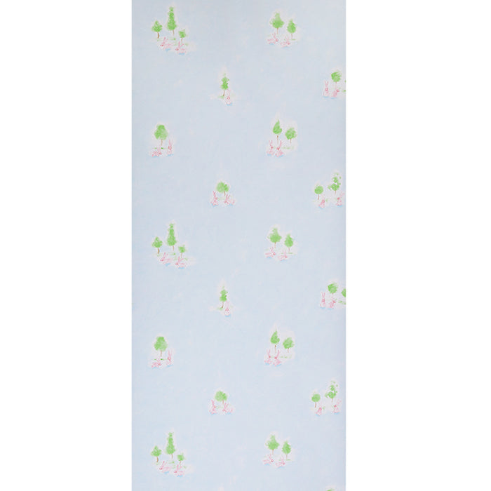 Designers Guild Wallpaper Easter Bunny Patterned Pink
