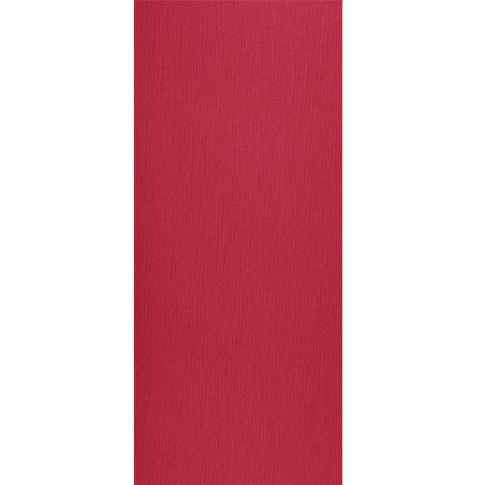 Designers Guild Wallpaper Panama Plain Red