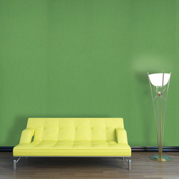 Designers Guild Wallpaper - Textured Vinyl - Green - Panama - P437-22 - SAMPLE