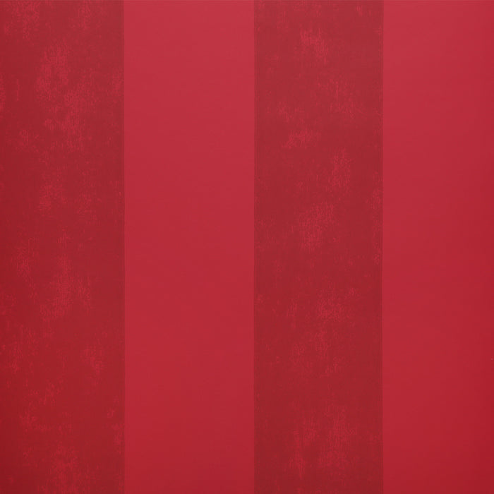 Designers Guild Wallpaper Naroda Striped Red