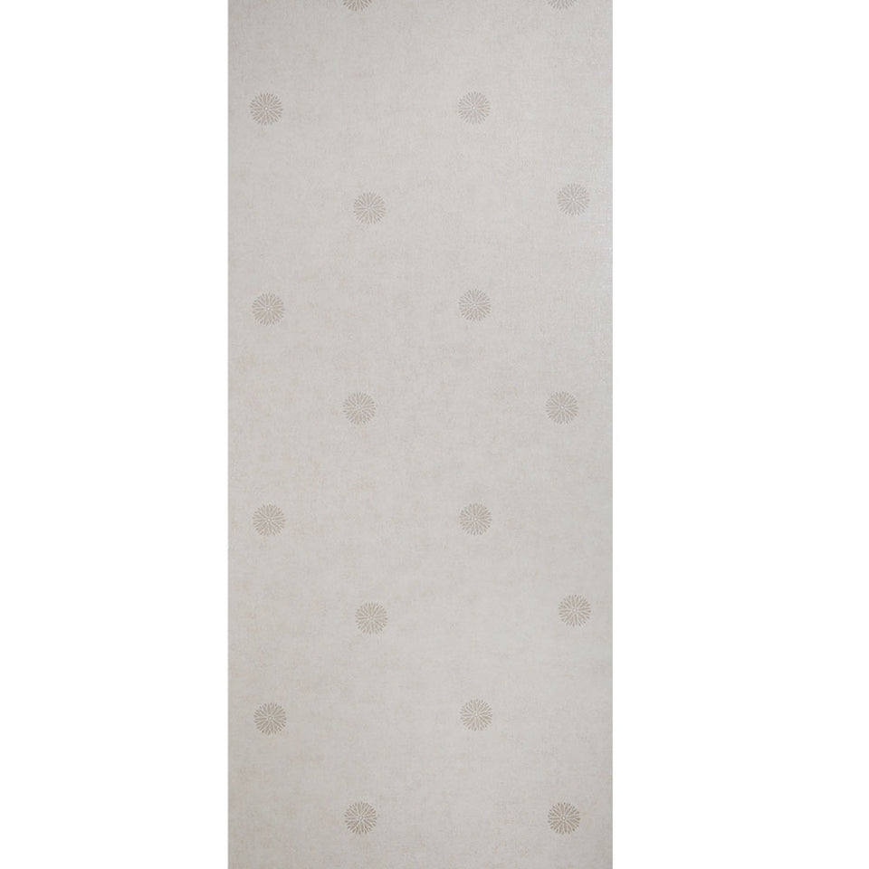 Wallpaper - Designer Esta Floral Beige Wallpaper - Beige