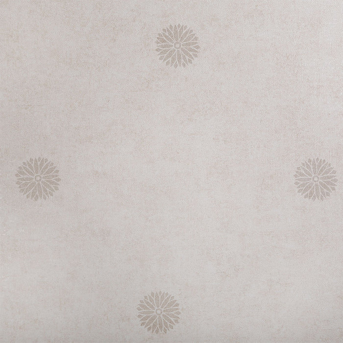 Esta Floral Beige Wallpaper