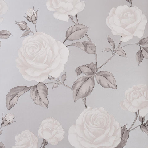 Graham & Brown Wallpaper Countess Taupe