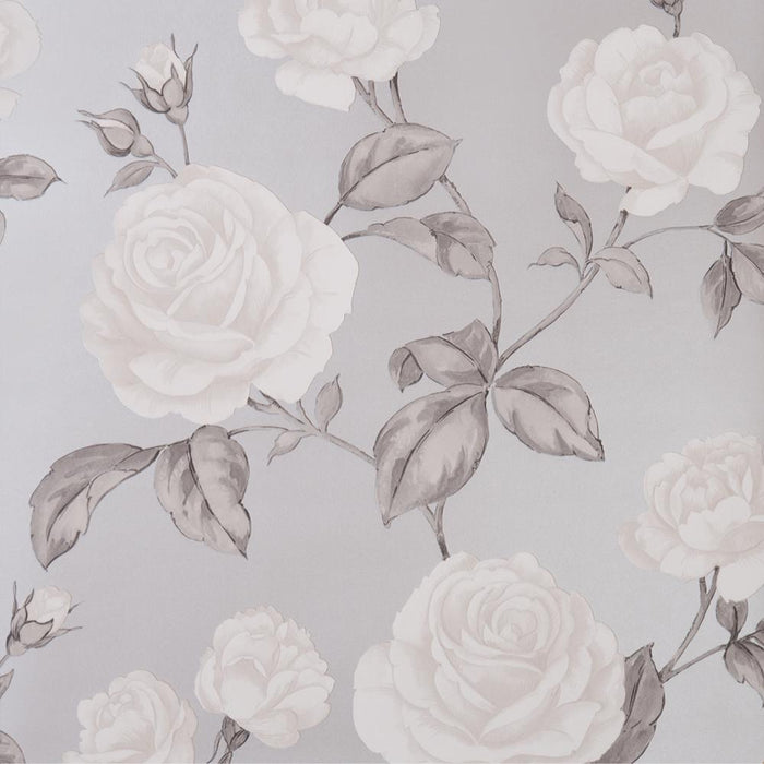 Graham Brown Wallpaper Countess Taupe Size Grey