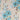Graham & Brown Wallpaper - Flat Floral Duchessa Teal & Cream - 50-213