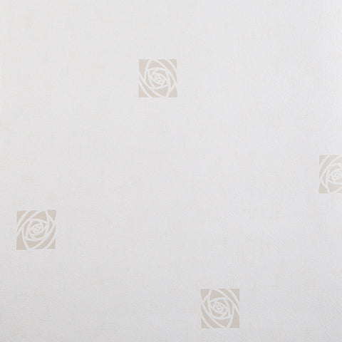 Superfresco Wallpaper Rose White
