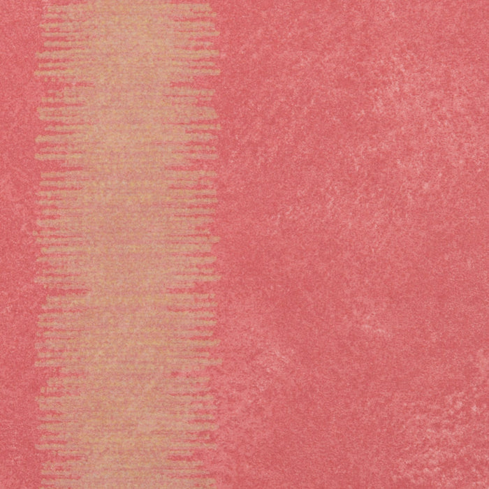 Harlequin Wallpaper Stripe Red & Bronze
