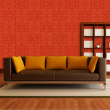 Marcel Wanders Wallpaper Grace Red / Orange