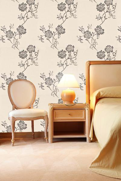 Graham & Brown Wallpaper Summer Grey