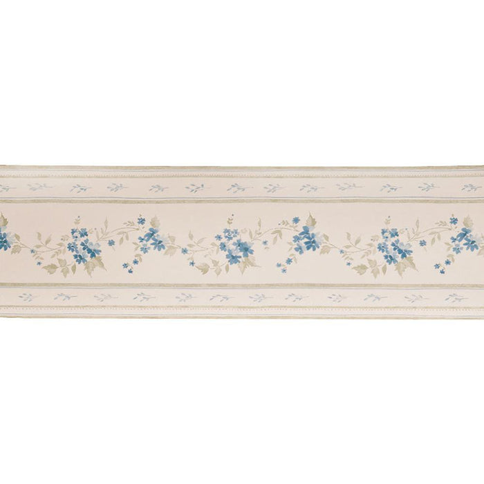 Wallpaper - Graham & Brown Wallpaper Lucy Blue