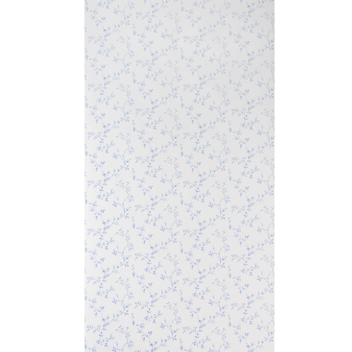 Galerie  Patterned White & Blue Wallpaper