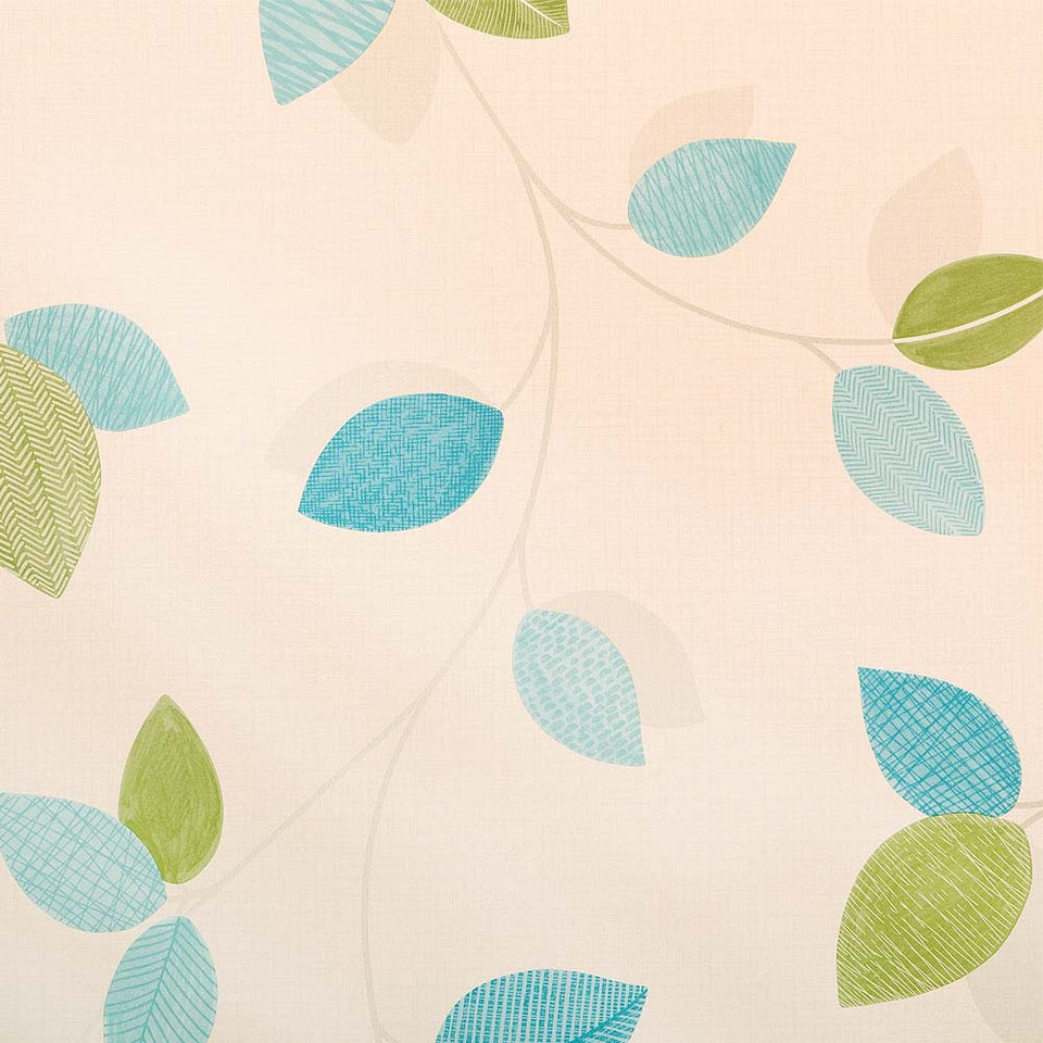 Wallpaper - Arthouse Wallpaper Monaco  Teal/Green