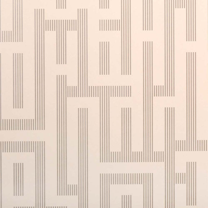 Wallpaper - Graham & Brown Wallpaper Illusion Oyster
