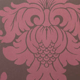 Regency Wallpaper Regency Damask Plum
