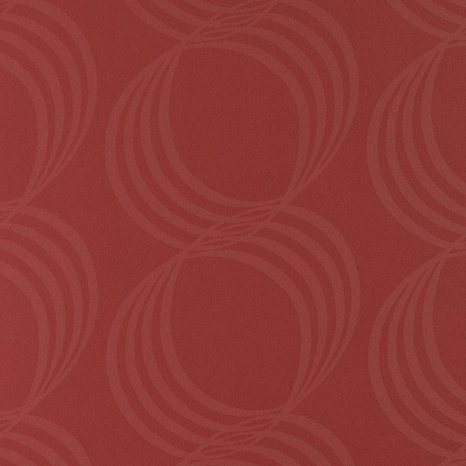 Harlequin Patterned Wallpaper - Decadence Utopia - Red - 15621