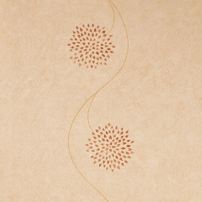 Harlequin Vinyl Wallpaper - Takara Beige - 30477 - SAMPLE