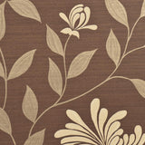 Harlequin Wallpaper Decadence Adore Brown & Gold
