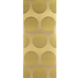 Harlequin Wallpaper Virtue Orbit Green & Gold