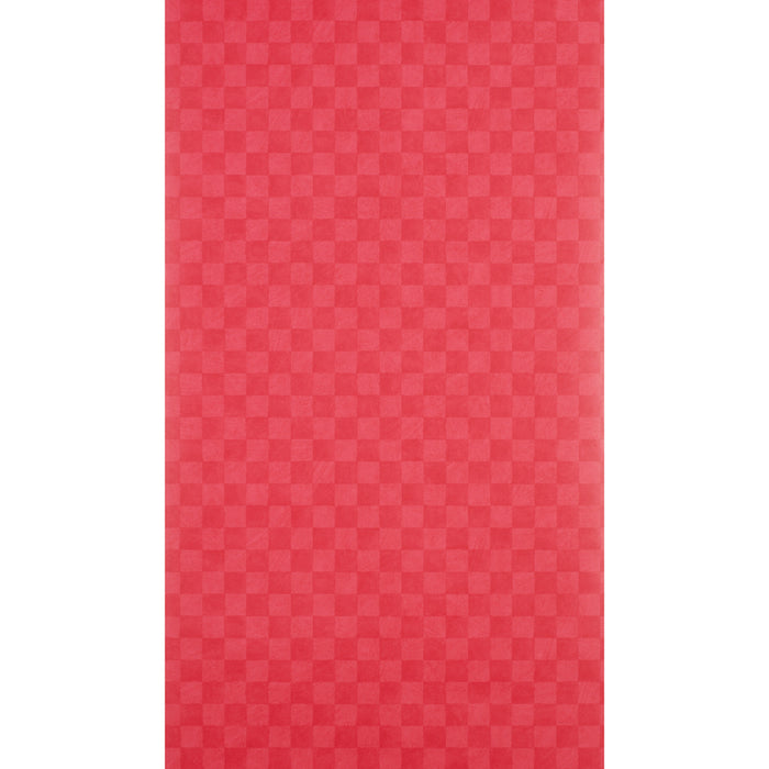 Harlequin Wallpaper Check Red & Pink