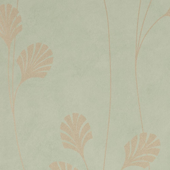 Harlequin Wallpaper Makeda Nia Duck Egg Green