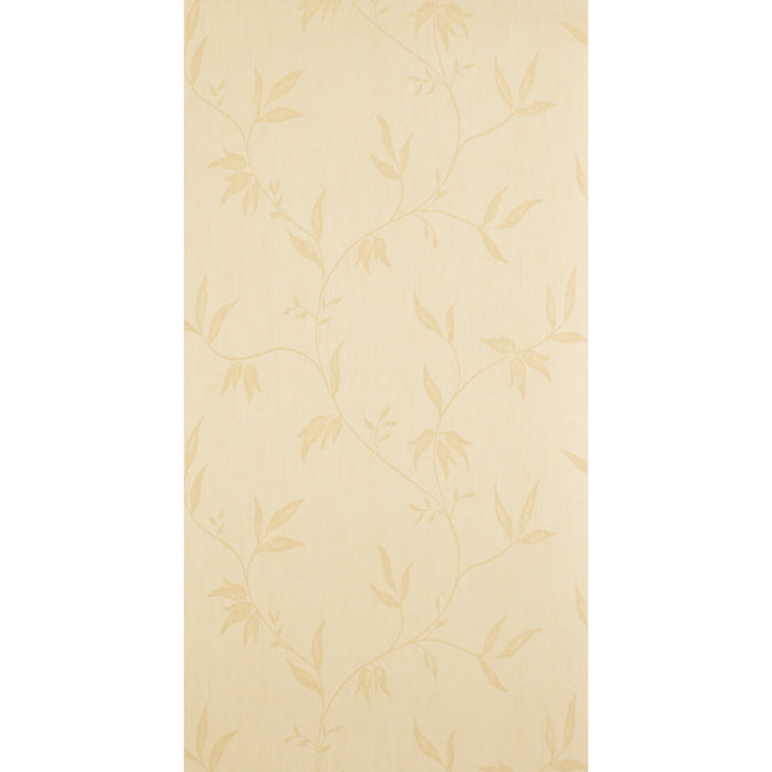 Harlequin Luxury Home Wall Decor Floral Wallpaper Roll - Beige - 75560 - SAMPLE