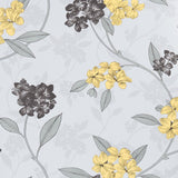 Wallpaper - Graham & Brown Wallpaper Romy Grey