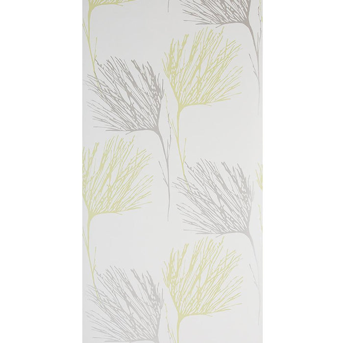 Wilman Interiors Wallpaper Willow Moss Cream