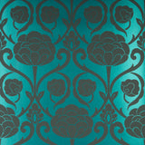 Harlequin Floral Patterned Wallpaper Straight Match 25637 Full Roll