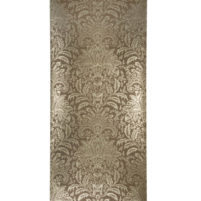 Harlequin Floral Brown & Gold Wallpaper