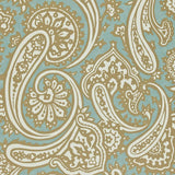 Wallpaper - Harlequin Rapture Gold & Cream