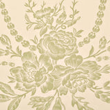 Sanderson Wallpaper Vignette Cream & Green