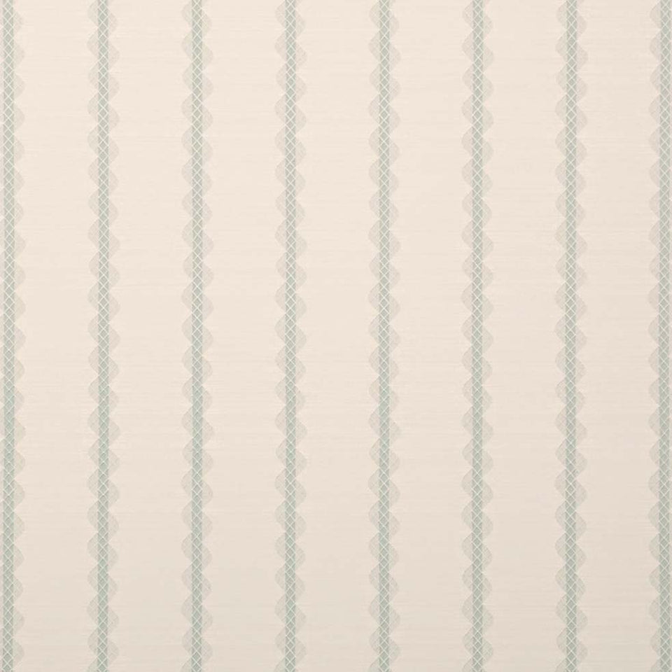Sanderson Striped Wallpaper - Cream - Bethany - DHONBE104 - SAMPLE